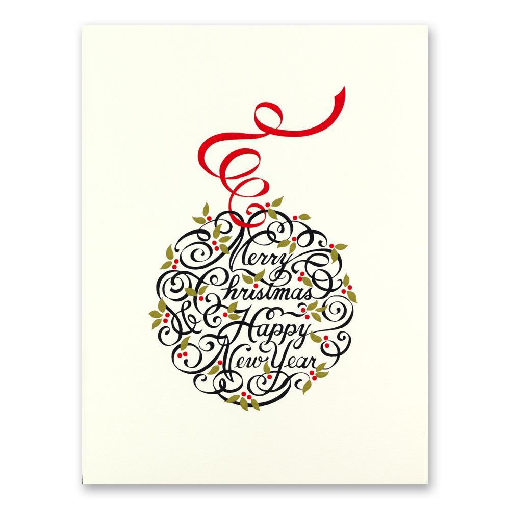 Calligraphic christmas pinterest