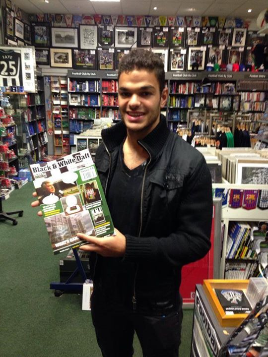 Newcastle outcast hatem ben arfa to hold meet greet with fans at newcastle outcast hatem ben arfa to hold meet greet with fans at local m4hsunfo