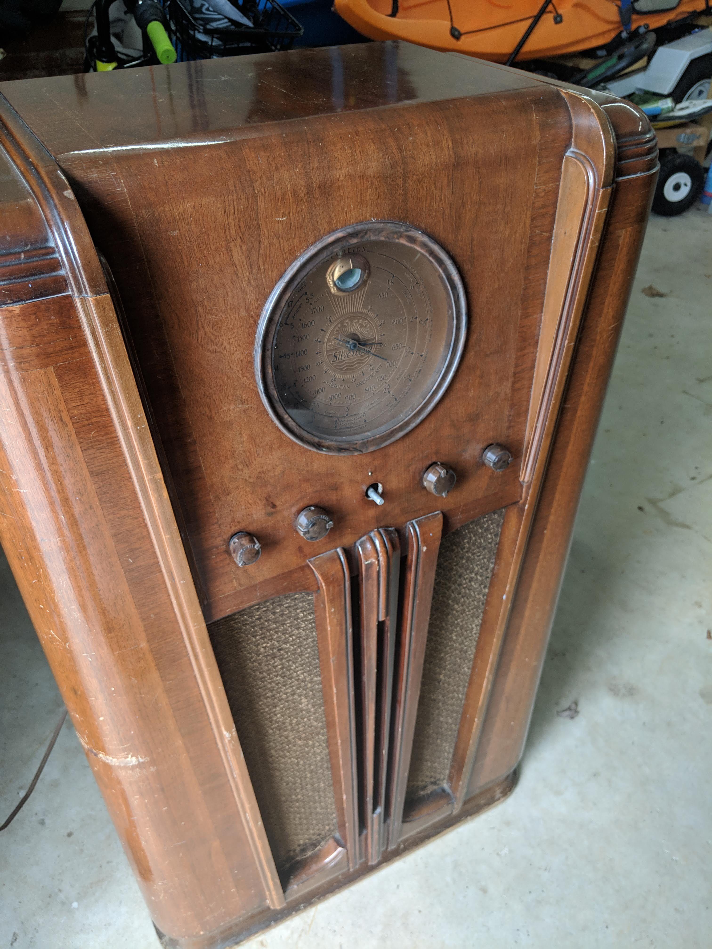 I restored an 83 year old radio handmade crafts howto