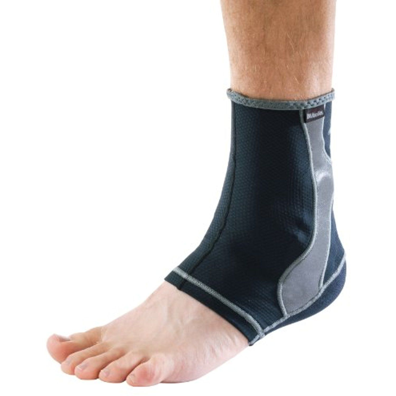 Mueller Sports Medicine Hg80 Ankle Support, Black, Medium