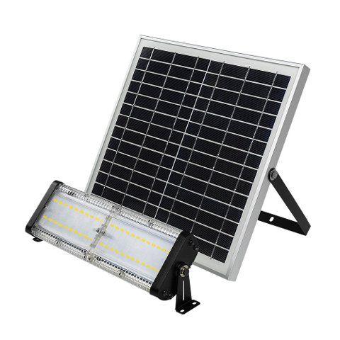 Photo of Faro Led con Pannello Solare 400W – 5000 Lumen – Faro Solare 50W