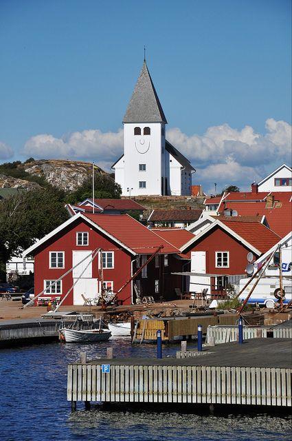 Skärhamn, Tjörn, Sverige