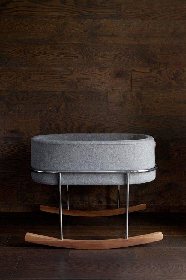 Berceau Rockwell Par Ralph Montemurro Pour Monte Design