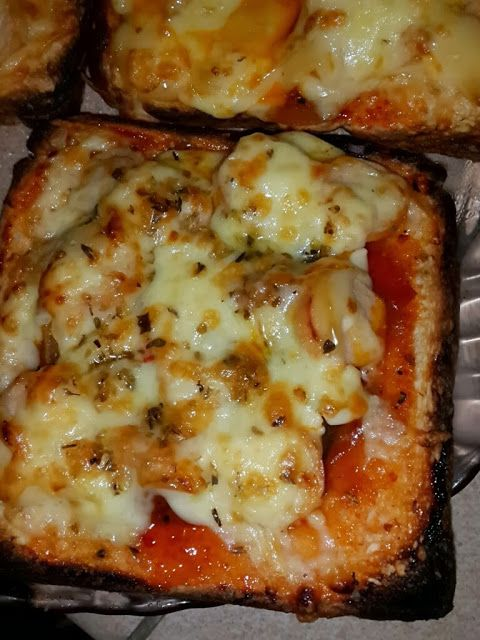Pizza Roti Gardenia Simple Recipes Delicious Pinterest Yummy
