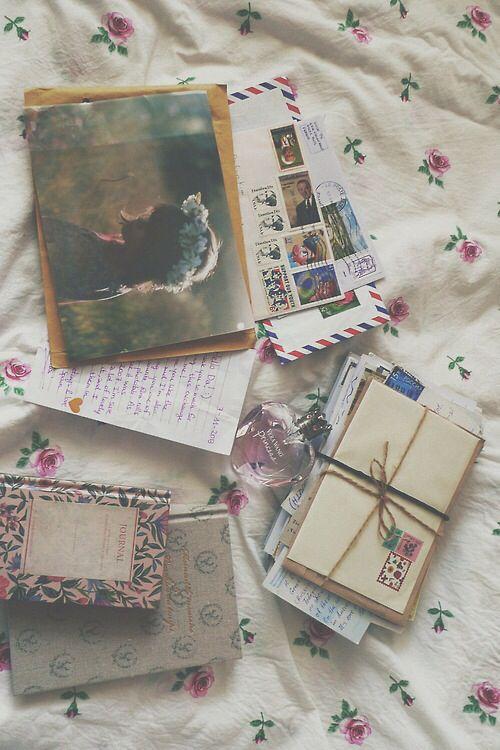 Dreams & letters | Journal Writing | Handwritten letters
