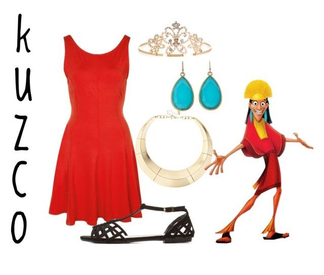 """Kuzco"" by hp4ever15 ❤ liked on Polyvore featuring мода, ALDO, even&odd, Charlotte Russe, Accessorize и Kate Spade"