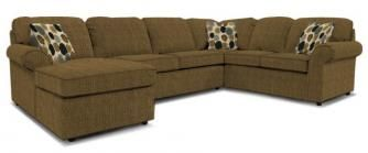 Moondust Power Reclining Sectional 2400pwr Sectionals From