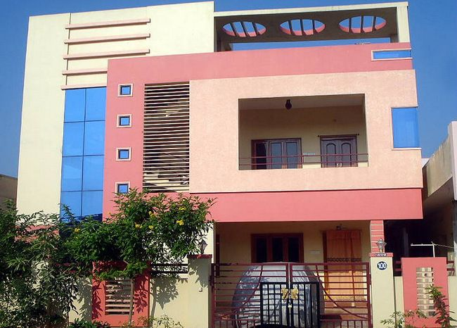 Pin By Shishir Thadani On Colorful Indian Homes Andhra With