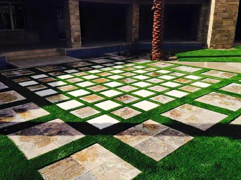 how to lay down sod over existing lawn