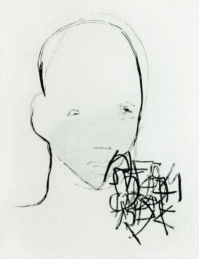 Terje Resell (1949)/Talking Head. Koldnål