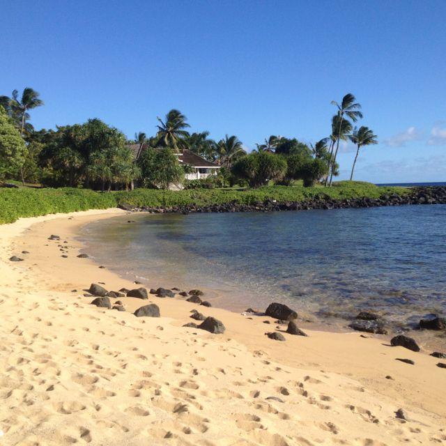 Baby Beach Poipu Kauai Bungalows Hawaii