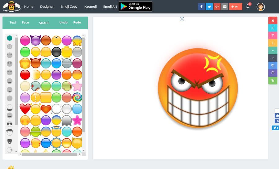 App Para Editar Fotos Con Emoticones