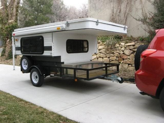 Tow Behind Truck Bed With Camper Anybody Done It Pirate4x4 Com