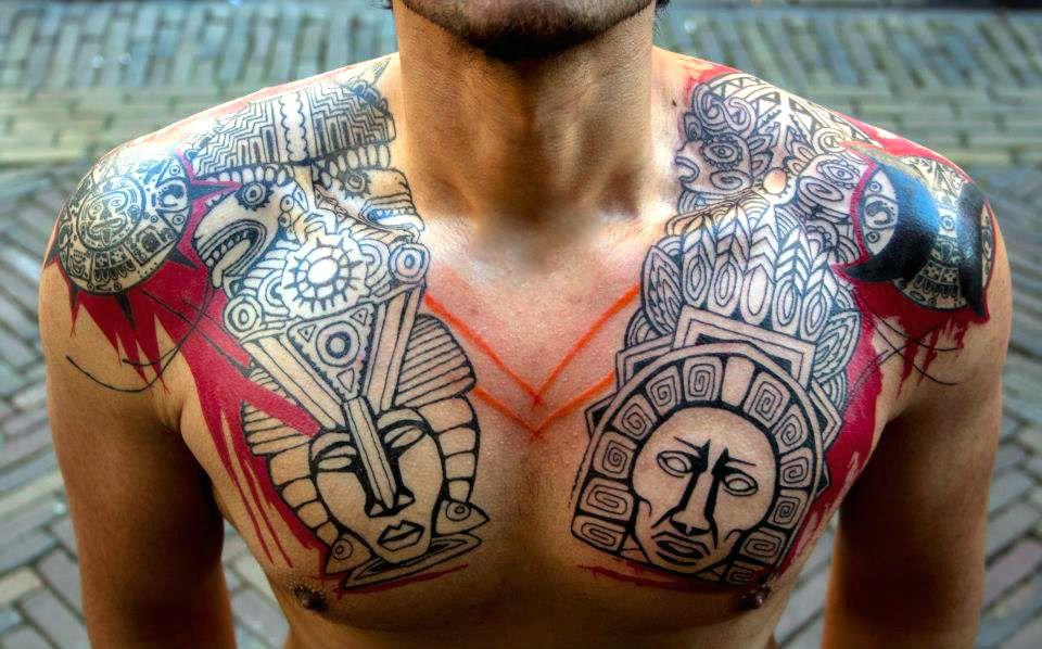 Small Acid Tattoo: Acid Tattoo Alkmaar - Thomas Acid