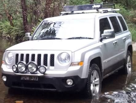 Image result for jeep patriot led light bar | Jeep patriot | Jeep