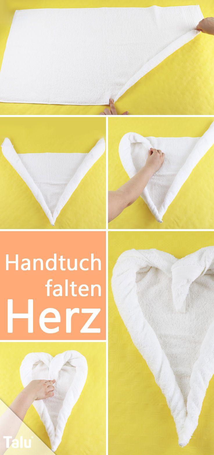 Extrem Einfach genial: Handtücher falten wie im Hotel | לאורחים שנשארים BR92