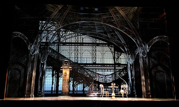 Show Gigi 2015 Broadway Scenic Designer Derek Mclane Scenic