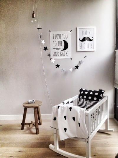 s es babyzimmer im skandinavischen stil so sch n baby kinderzimmer kinderzimmer ideen. Black Bedroom Furniture Sets. Home Design Ideas