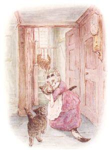 Сказка про котёнка Тома | Беатрис поттер, Сказки, Работы