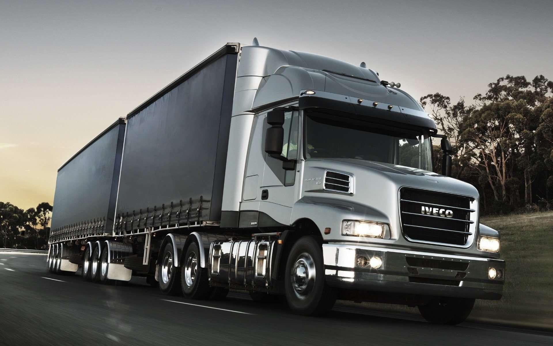Iveco Truck Wallpaper