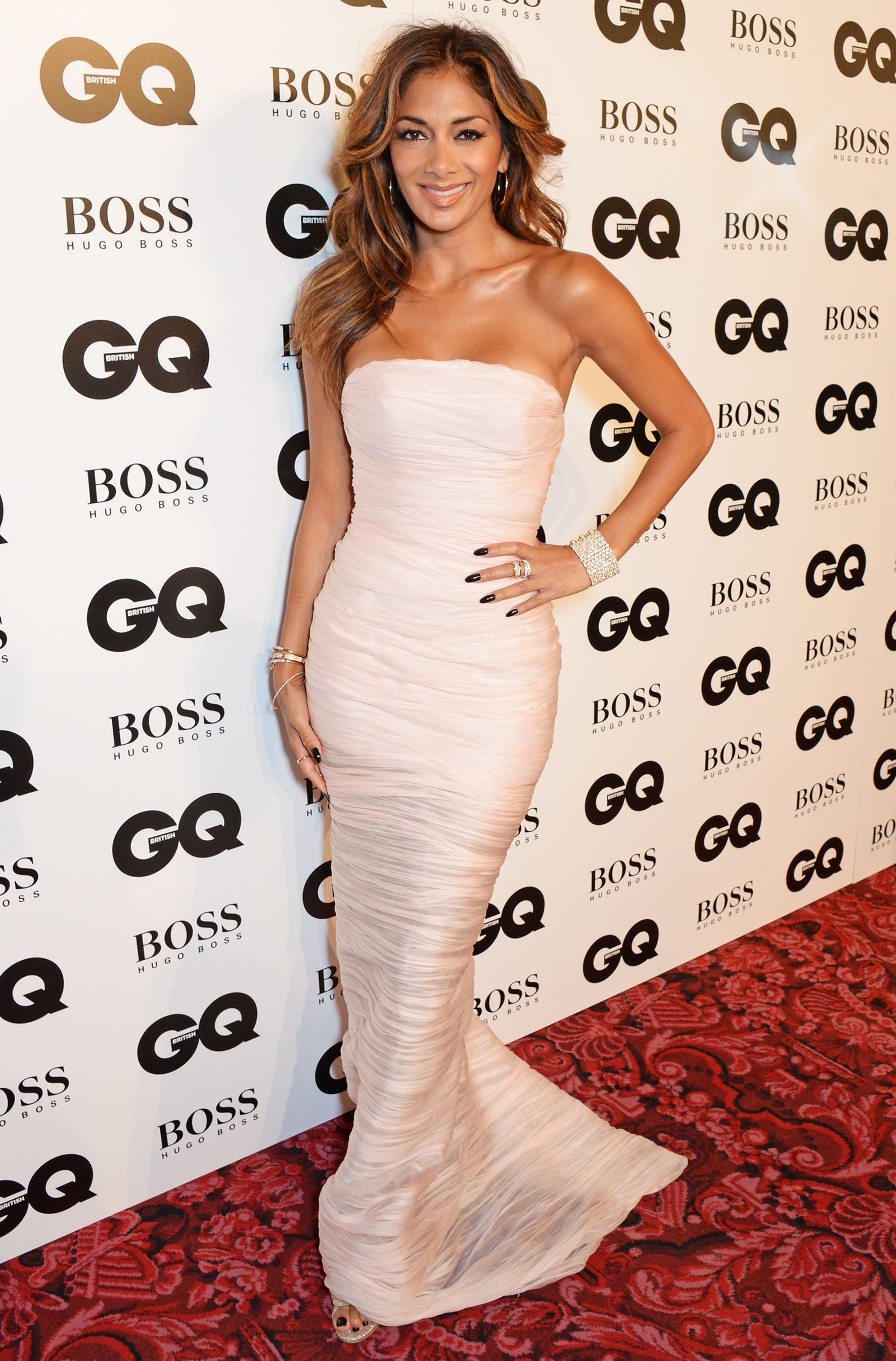 The Best of: GQ Men of the Year Awards 2014 | Lucy Fiona