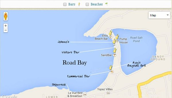 Map of Road Bay, Anguilla | Beach bars, Beach, Map Map Of Anguilla on map of montserrat, map of st barts, map of martinique, map of caribbean, map of antigua, map of st maarten, map of jamaica, map of french southern territories, map of aruba, map of the bahamas, map of the south sandwich islands, map of dominica, map of guadeloupe, map of cuba, map of st martin, map of argentina, map of barbados, map of costa rica, map of nepal,