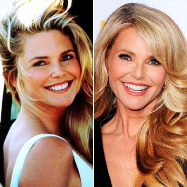 Age-Defying Beauty Secrets by model Christie Brinkley 61