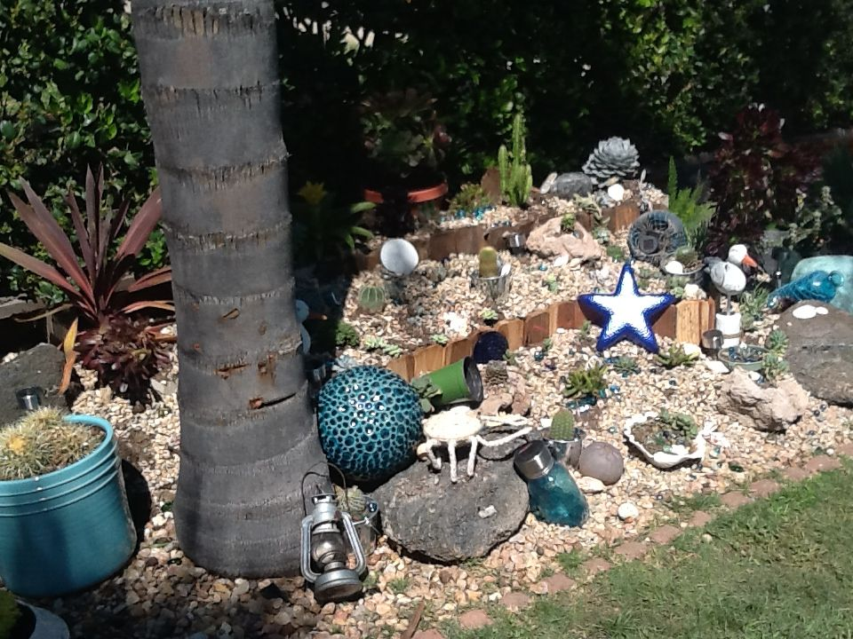 Beau My Succulent Garden In San Diego, Just Planted 4/2013, #beach Decor