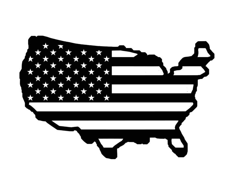Us Map And Flag Black And White Google Search Black And White Google City Logo Black And White