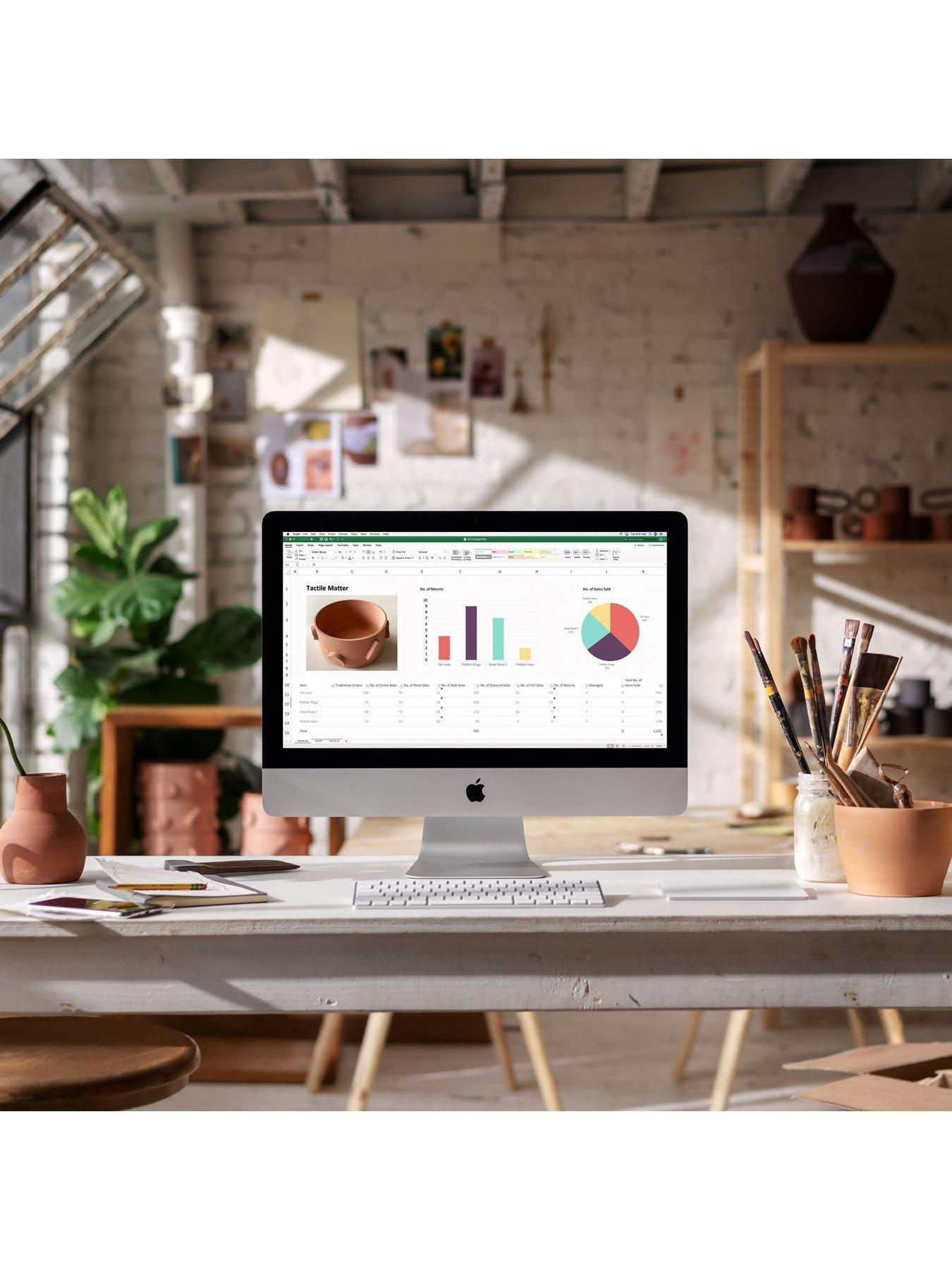 Apple iMac (2019) 27 inch with Retina 5K display, 3.1GHz 6