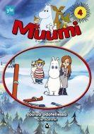 Muumi 4. - Joulua odotellessa - DVD - Elokuvat - CDON.COM