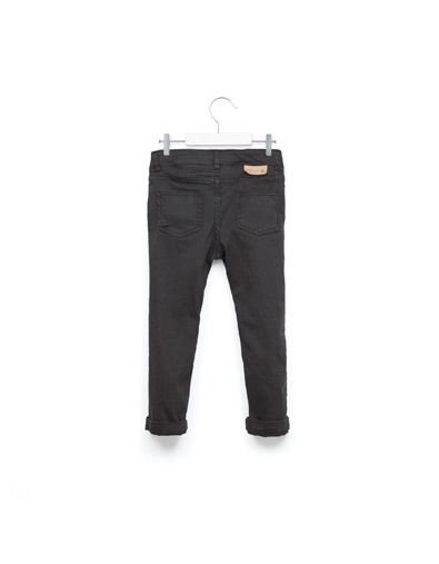 SKINNY TWILL TROUSERS / STUDIO - Girl's collection - KIDS STUDIO ( 2-8 years ) - Kids - ZARA United States