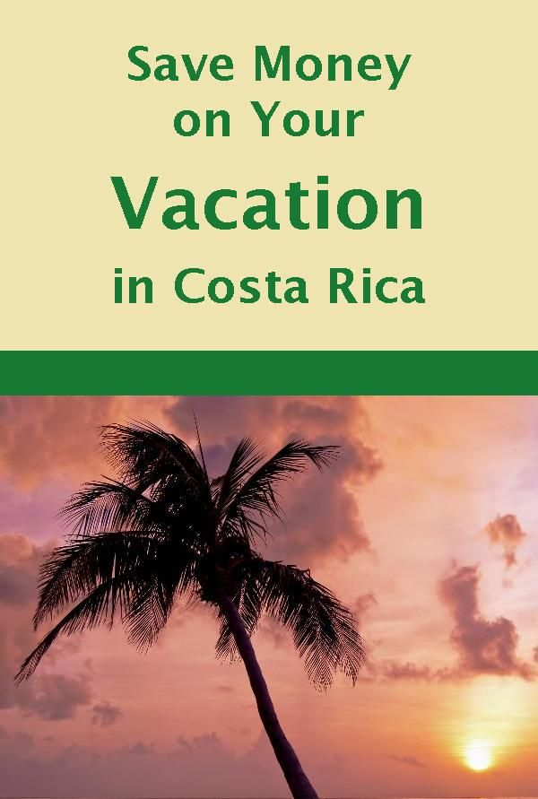 Check out these ideas to help make sure your Costa Rica vacation doesn't break the bank! #WordyExplorers #travel #CostaRica #BudgetTravel