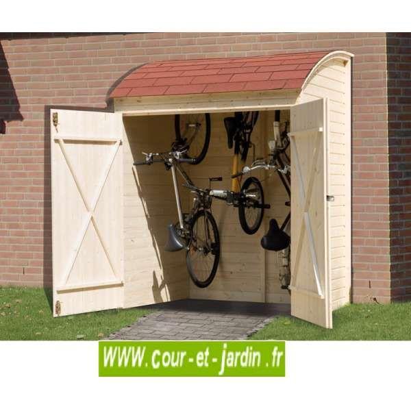 ranger vélo à l\'abri dans la cour - Recherche Google | Un abri ...
