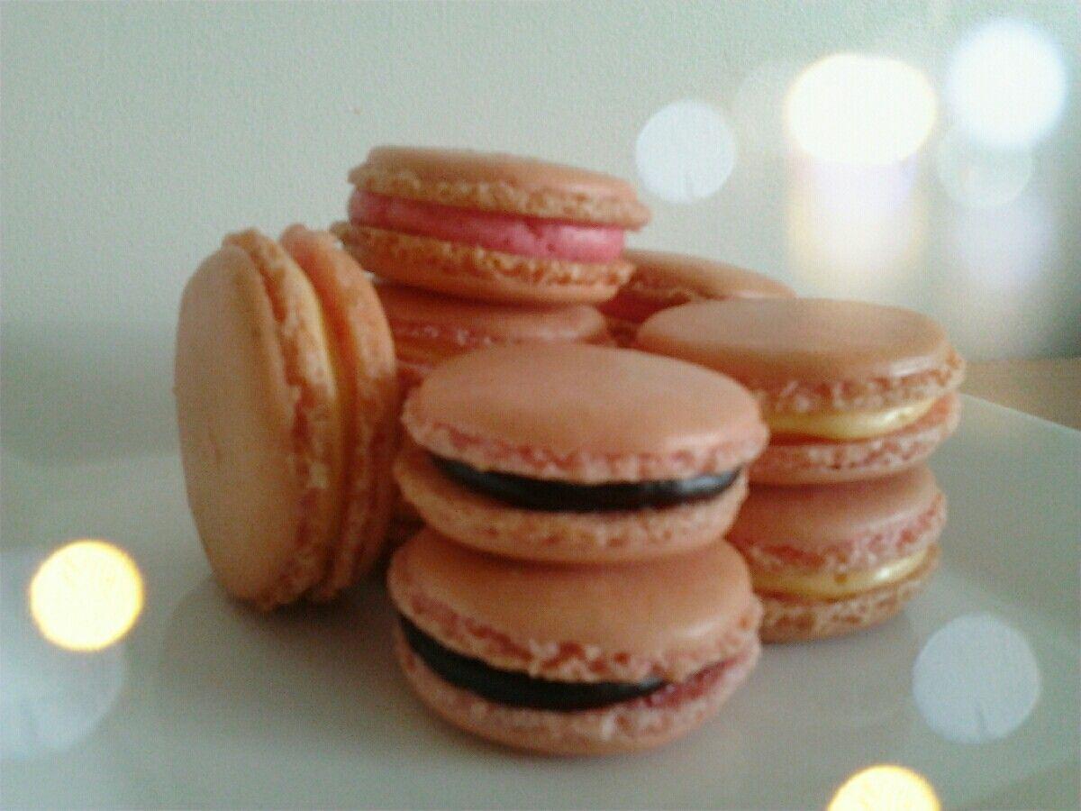 French Macaron /Monica Wada /Wada Wonderful World