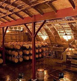 Carr Winery in Santa Barbara, CA.
