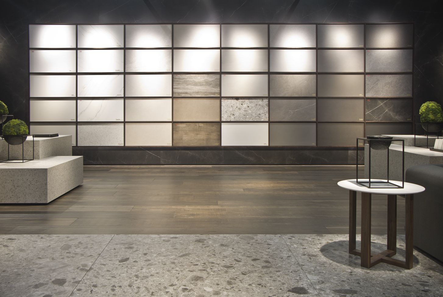 Inalco Presented All The Itop Surfaces For Countertops At