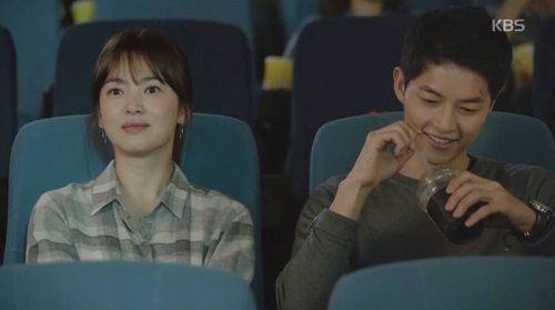 Song Hye Kyo xấu hổ vì lộ mặt mộc trước Song Joong Ki | Hau due