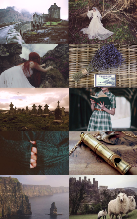 nancy drew aesthetics >>> the haunting of castle malloy