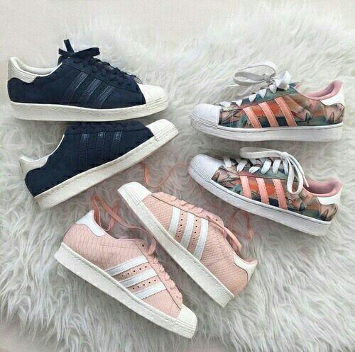 zapatillas adidas star mujer