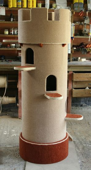 Cat Tree Castle Diy Google Search Animals And Pets