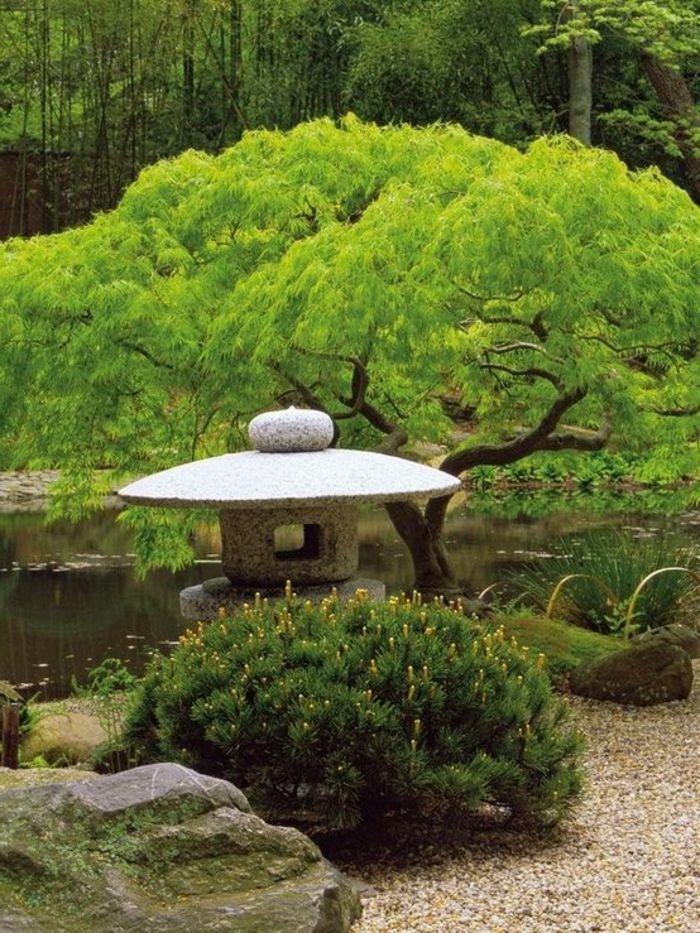 Pierre Pour Jardin Zen ▷ 1001+ conseils pratiques pour une déco de jardin zen | idées de