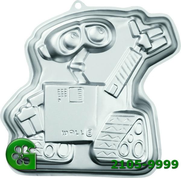 Wilton Disney Pixar WALL-E Cake Pan 2105-9999