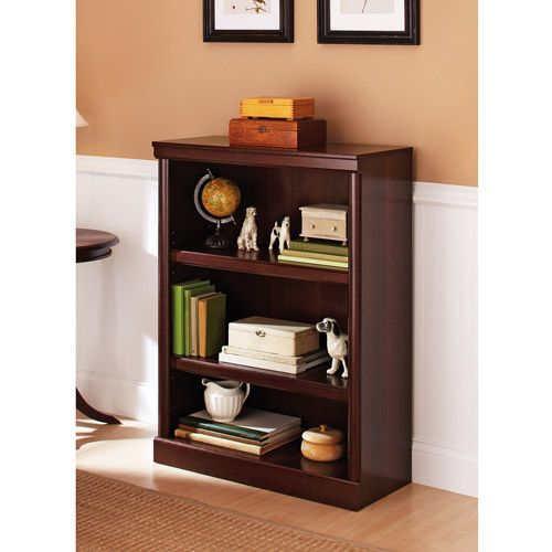 Better Homes And Gardens Ashwood Road 3 Shelf Bookcase Multiple Finishes 59 I Have This In