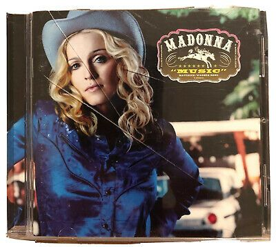 Madonna ‎– Music - Maverick / Warner Bros. ‎– 9 47598-2 93624759829 | eBay