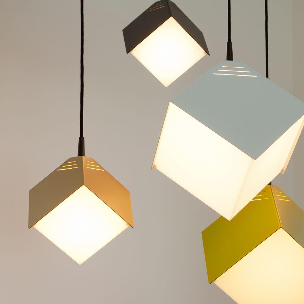 design from paris lampe dado 22 vert luminaires. Black Bedroom Furniture Sets. Home Design Ideas
