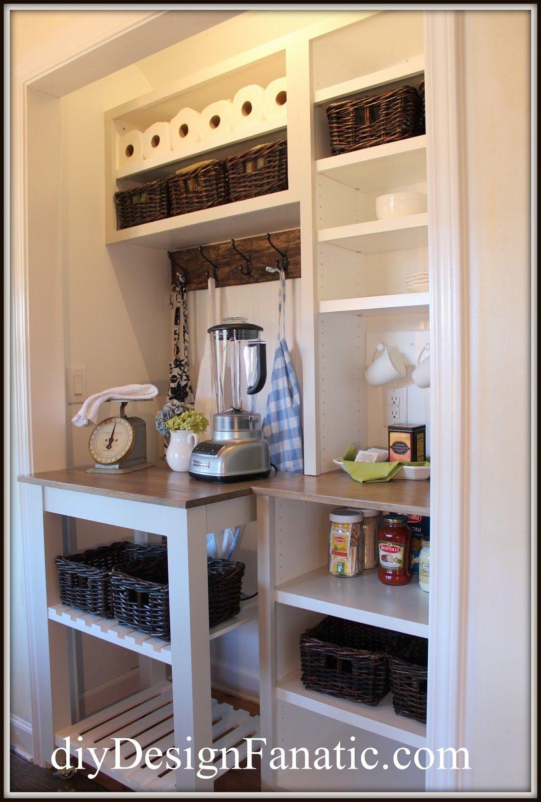 The vintage style pantry the mountain cottage reno mountain
