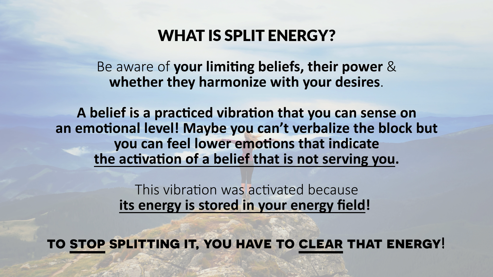 How To Release Money Blocks Change Your Money Energy Using The Source Energy There Are Bad Forces W How To Increase Energy Sources Energy Spirituality Energy
