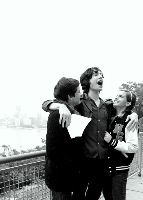 Perks of being a Wallflower <3