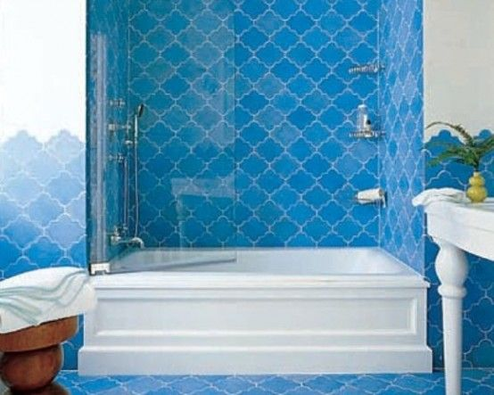 Eastern Luxury 48 Inspiring Moroccan Bathroom Design Ideas Captivating Moroccan Tile Bathroom Design Design Decoration